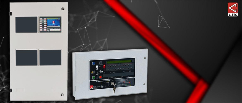 کنترل پنل های آدرس پذیر C-TEC