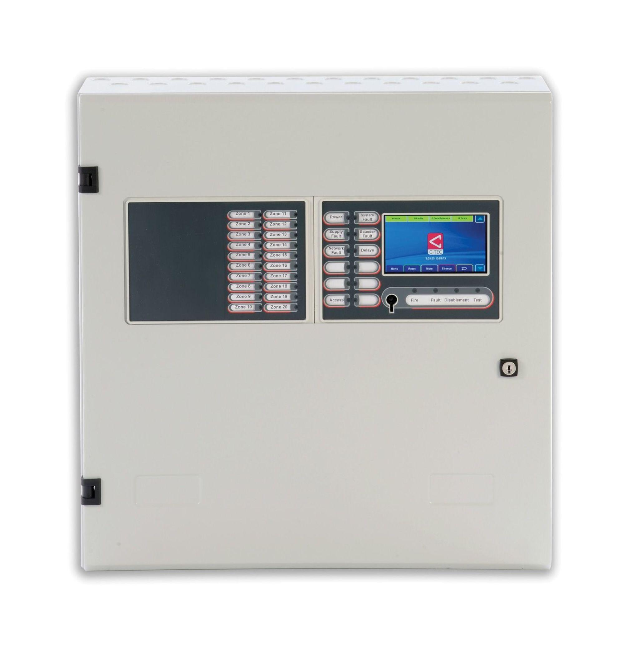 کنترل پنل سیتک سری ZFP