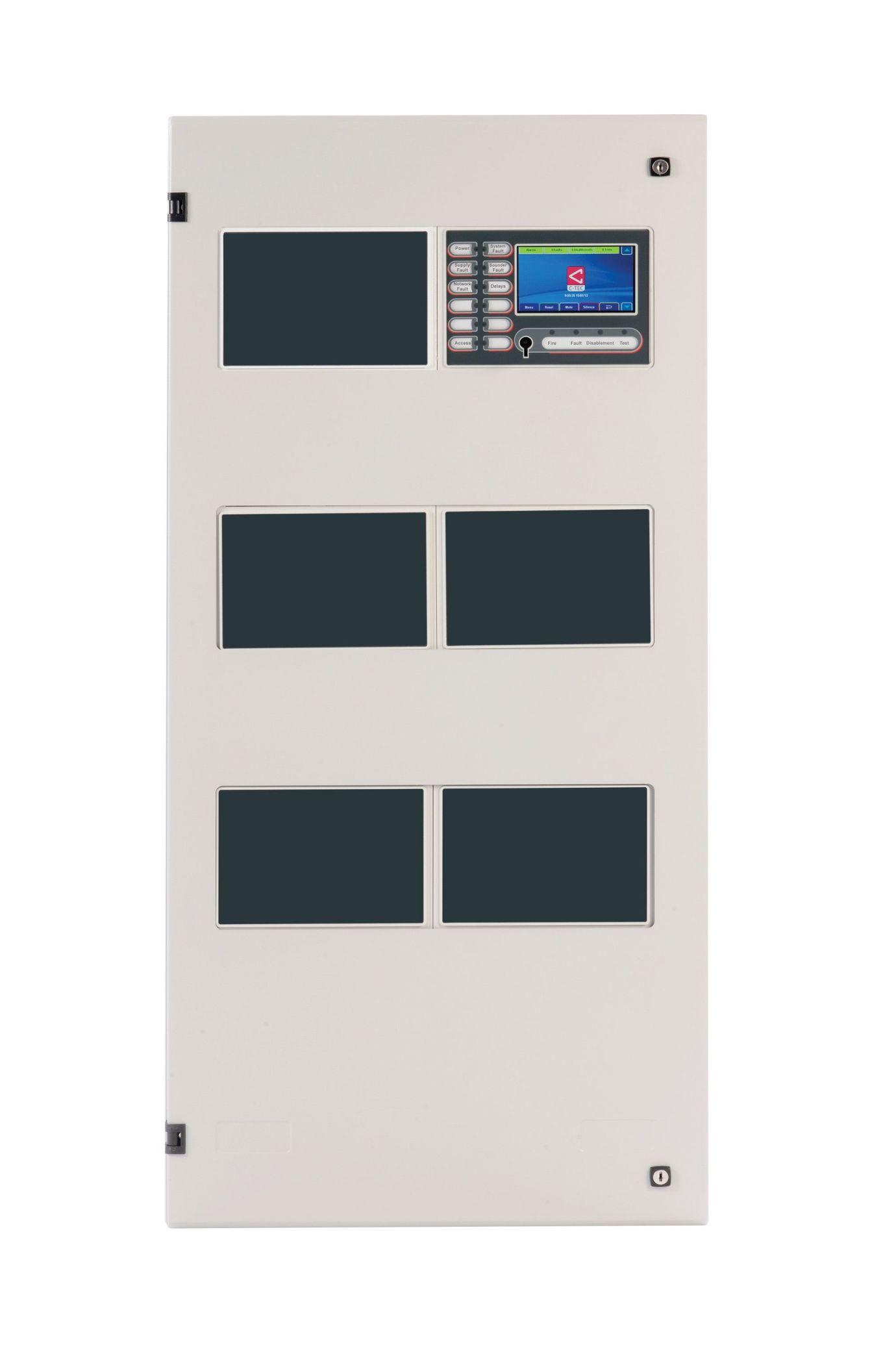 کنترل پنل اعلام حریق آدرس پذیر C-TEC