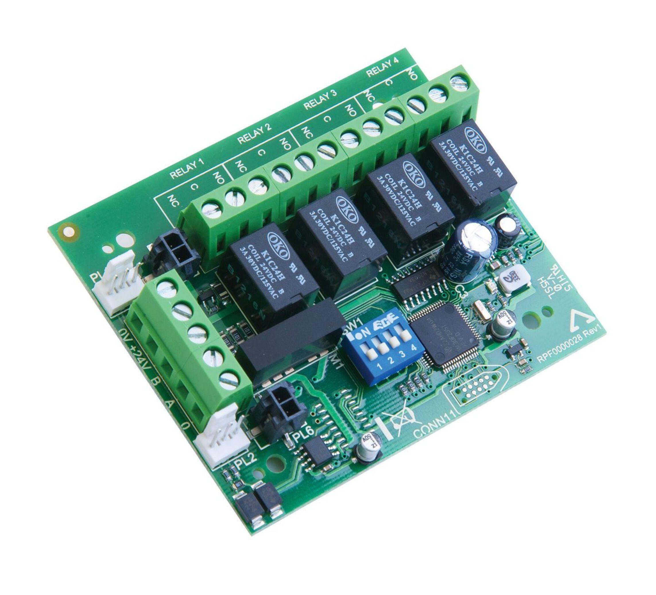 ماژول رله C-TEC ZFP