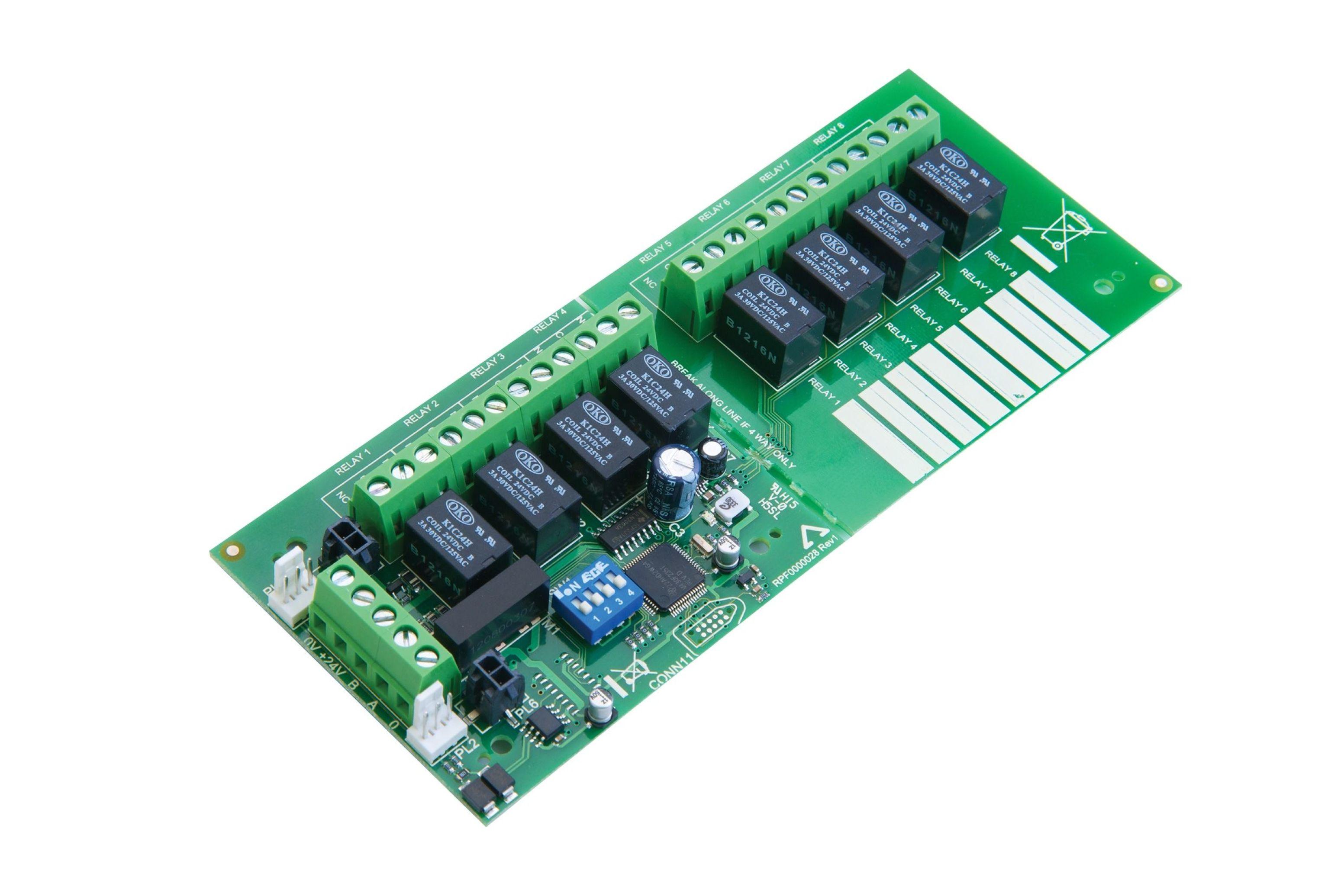 کنترل پنل آدرس پذیر C-TEC