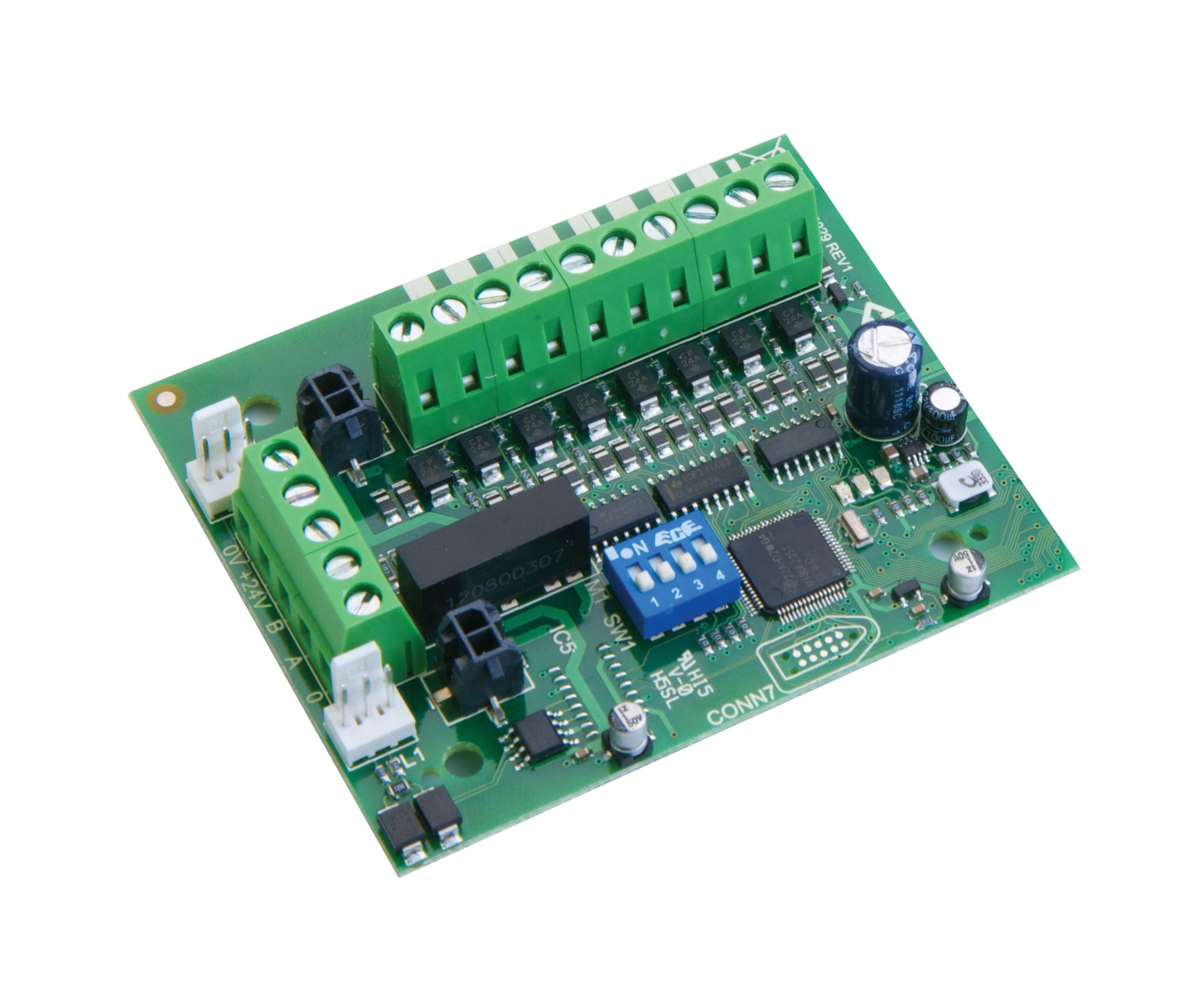 برد ورودی و خروجی پنل آدرس پذیر C-TEC
