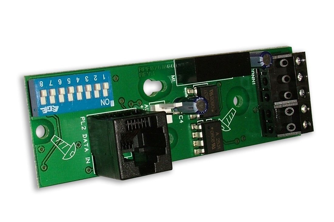 کارت شبکه پنل آدرس پذیر C-TEC