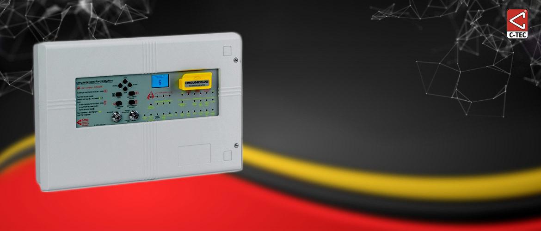 کنترل پنل اطفاء حریق C-TEC
