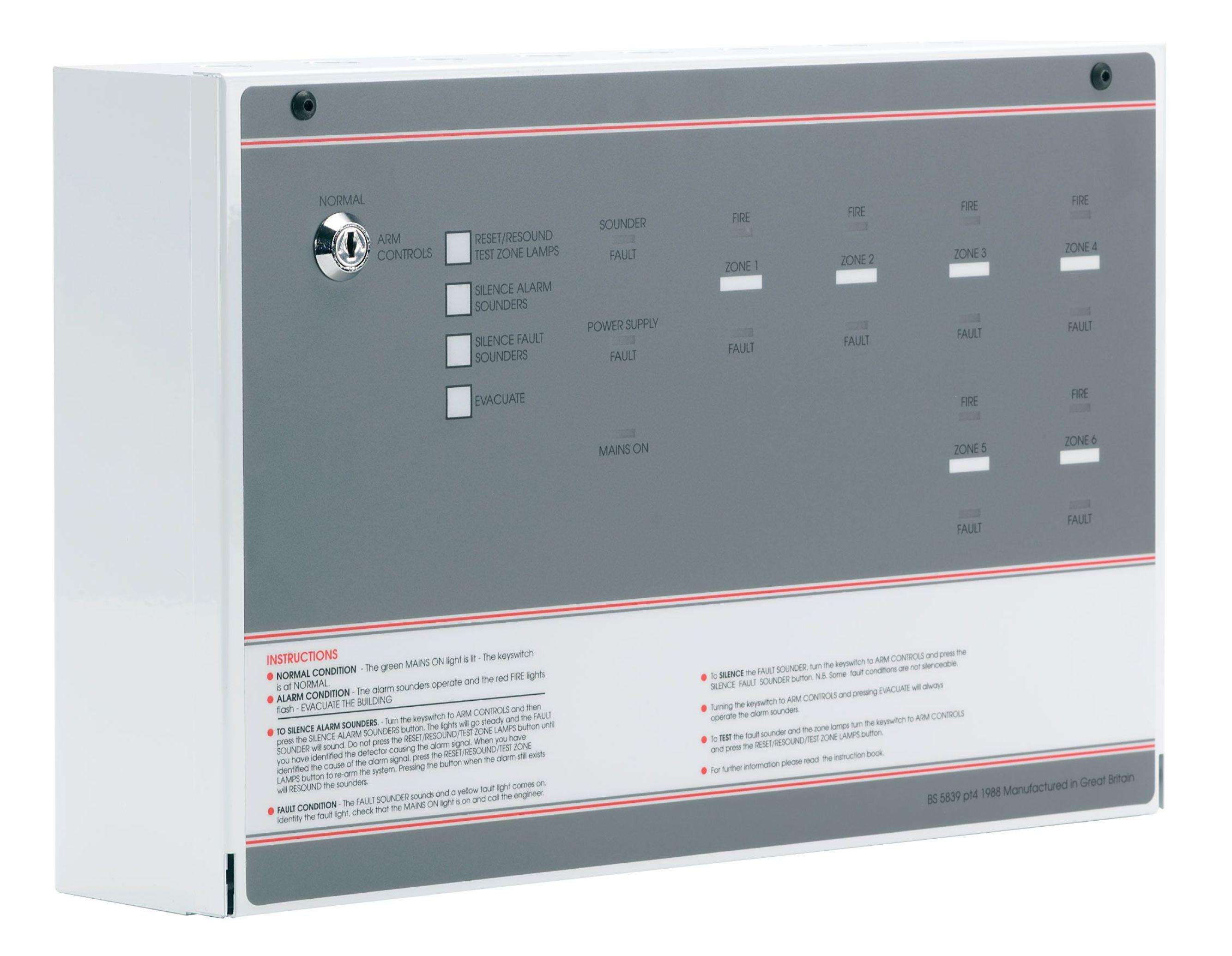 کنترل پنل C-TEC