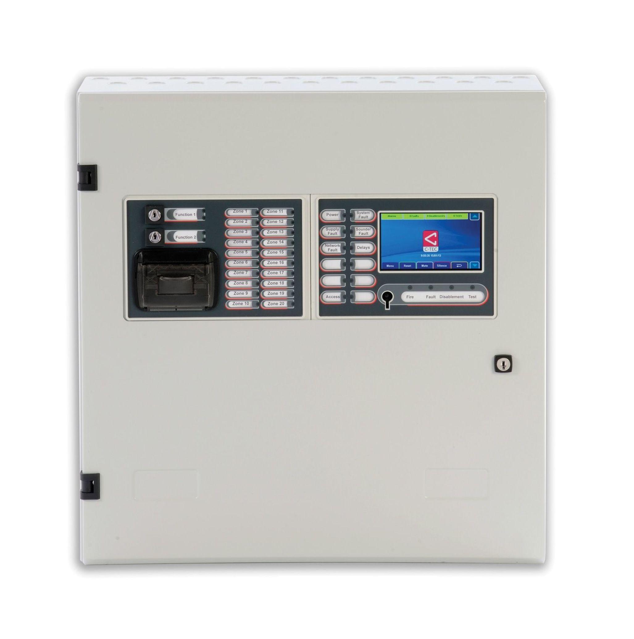 کنترل پنل C-TEC سری ZFP